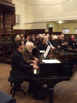 Jaarlijks concert Fiejesta koor